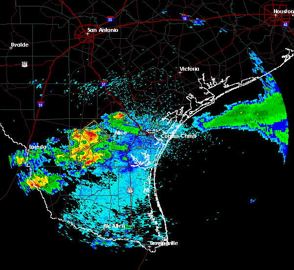 Radar Image for Severe Thunderstorms near Loma Linda East, TX at 4/4/2020 2:30 AM CDT