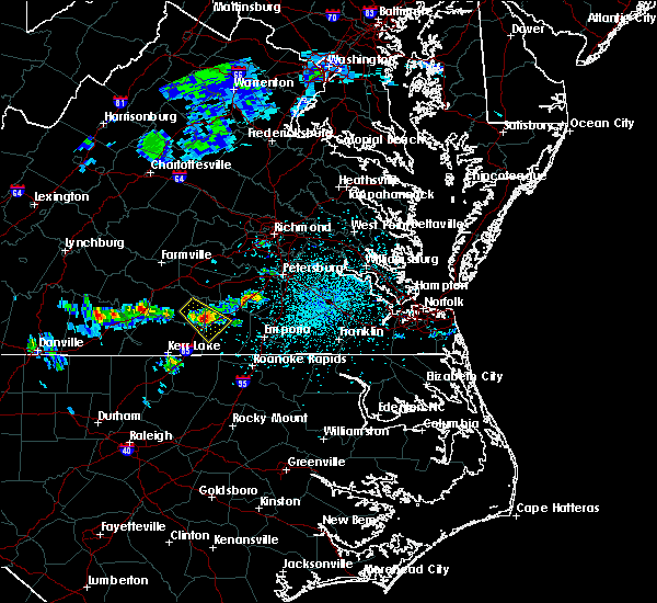 Radar Image for Severe Thunderstorms near Brodnax, VA at 4/7/2020 2:22 PM EDT