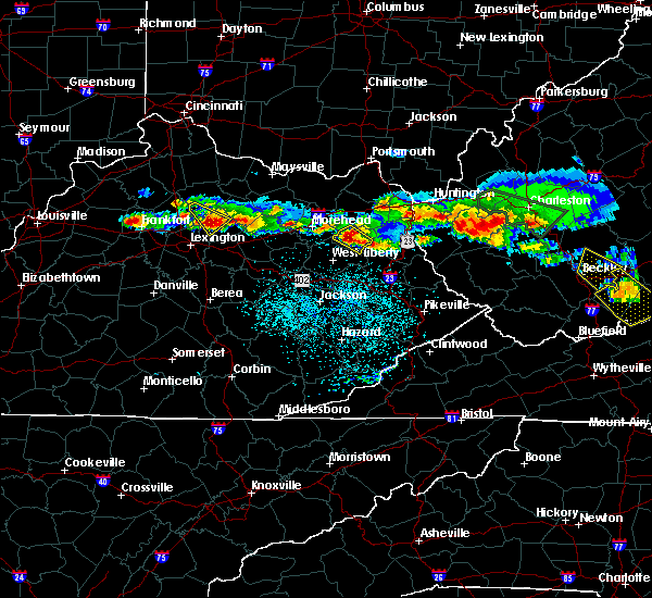 Radar Image for Severe Thunderstorms near Paris, KY at 4/8/2020 2:55 PM EDT