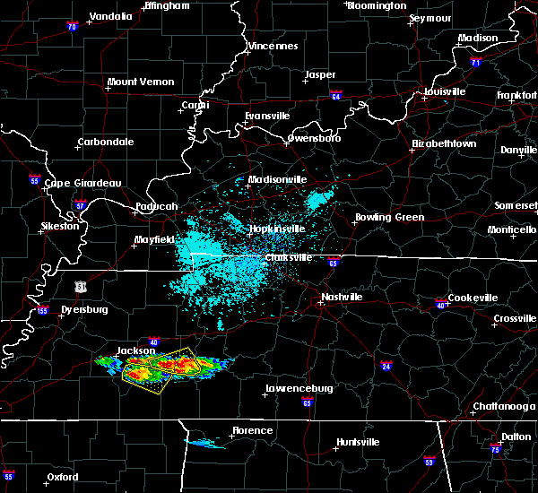 Radar Image for Severe Thunderstorms near Scotts Hill, TN at 4/8/2020 3:17 PM CDT