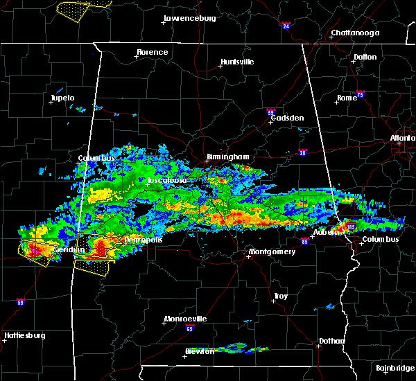 Radar Image for Severe Thunderstorms near Demopolis, AL at 4/8/2020 3:41 PM CDT