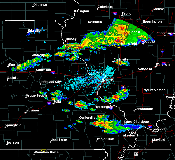 Radar Image for Severe Thunderstorms near Plainville, IL at 4/8/2020 5:11 PM CDT