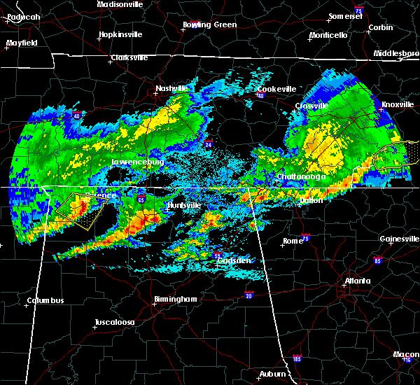 Radar Image for Severe Thunderstorms near Littleville, AL at 4/9/2020 1:38 AM CDT