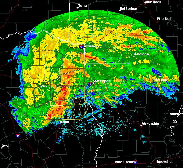 Radar Image for Severe Thunderstorms near Lake Cherokee, TX at 4/12/2020 8:52 AM CDT