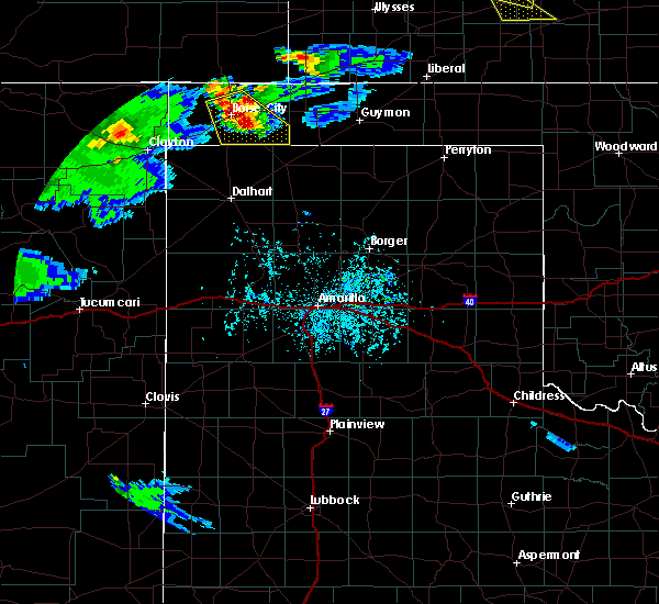 Radar Image for Severe Thunderstorms near Boise City, OK at 6/25/2015 7:13 PM CDT