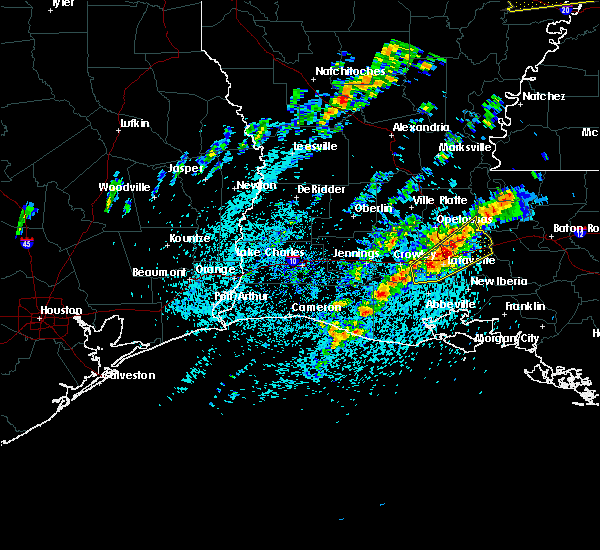 Radar Image for Severe Thunderstorms near Milton, LA at 4/12/2020 1:18 PM CDT
