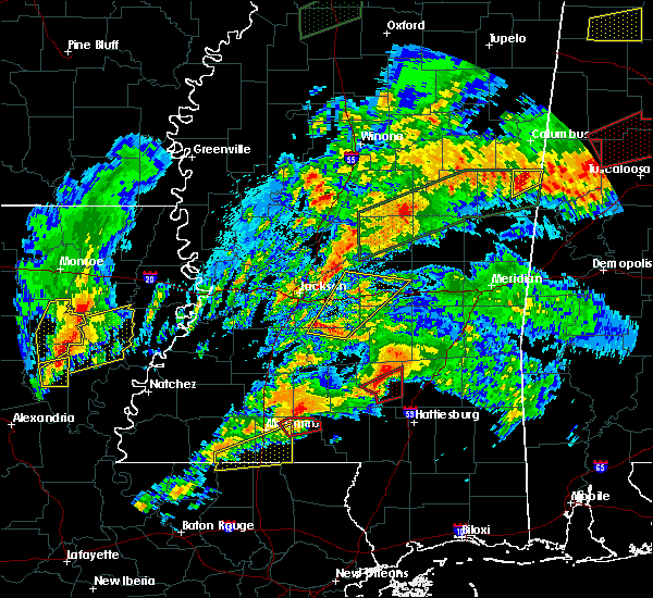 Radar Image for Severe Thunderstorms near Soso, MS at 4/12/2020 4:31 PM CDT