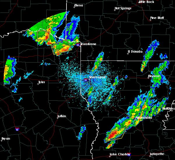 Radar Image for Severe Thunderstorms near Broken Bow, OK at 4/12/2020 5:42 PM CDT