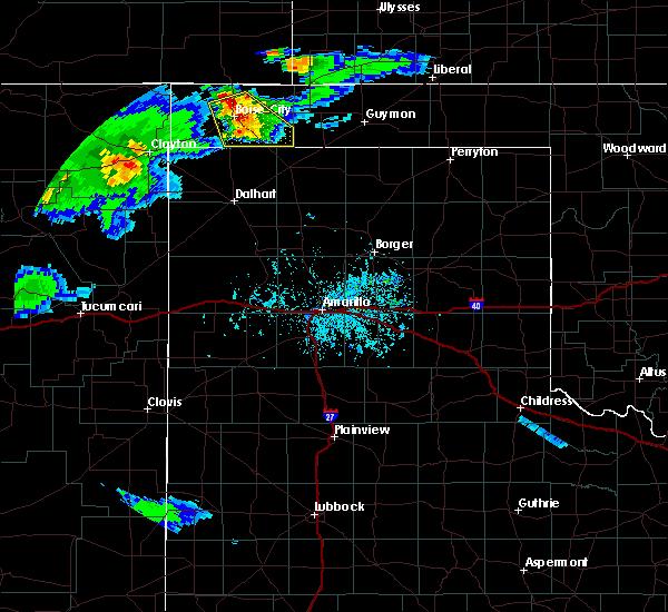 Radar Image for Severe Thunderstorms near Boise City, OK at 6/25/2015 7:32 PM CDT