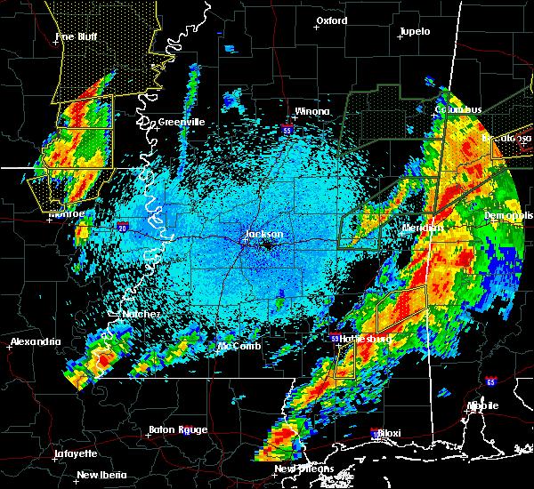 Radar Image for Severe Thunderstorms near Mer Rouge, LA at 4/12/2020 8:39 PM CDT