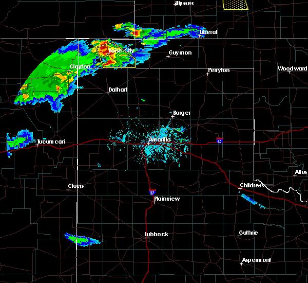 Radar Image for Severe Thunderstorms near Boise City, OK at 6/25/2015 7:53 PM CDT