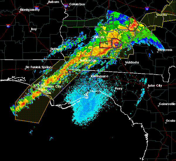 Radar Image for Severe Thunderstorms near Climax, GA at 4/13/2020 4:46 AM CDT