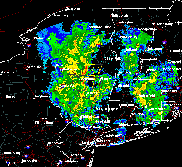 Radar Image for Severe Thunderstorms near Altamont, NY at 4/13/2020 5:18 PM EDT