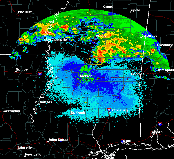 Radar Image for Severe Thunderstorms near Pearl River, MS at 4/19/2020 3:05 AM CDT