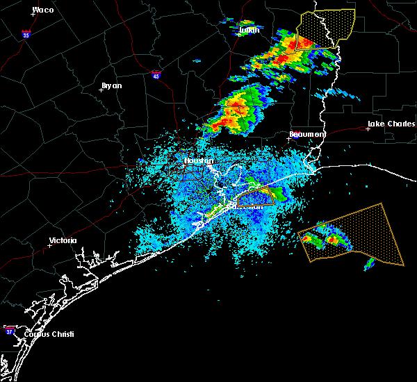 Radar Image for Severe Thunderstorms near Hardin, TX at 4/19/2020 4:19 PM CDT