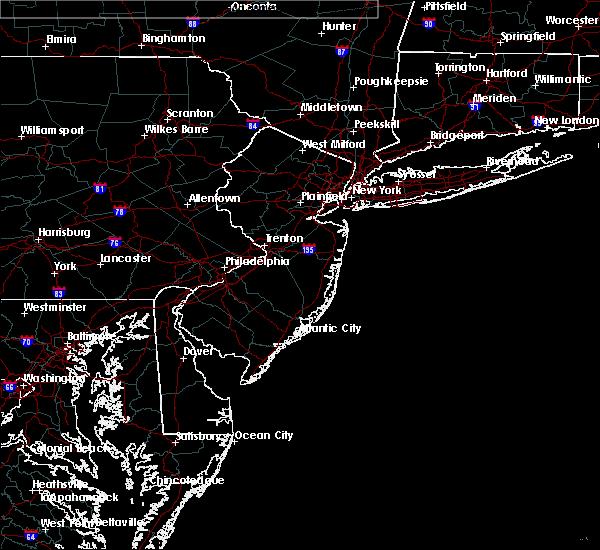 Radar Image for Severe Thunderstorms near Silver Ridge, NJ at 4/21/2020 3:25 PM EDT