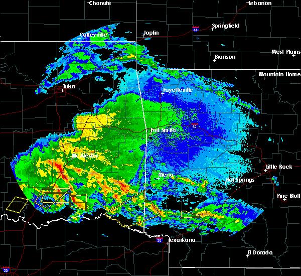 Radar Image for Severe Thunderstorms near Nashville, AR at 4/22/2020 3:13 AM CDT
