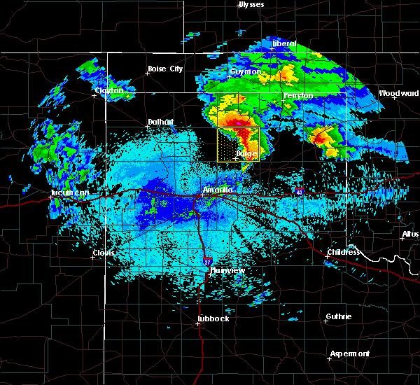 Radar Image for Severe Thunderstorms near Morse, TX at 4/22/2020 3:54 AM CDT