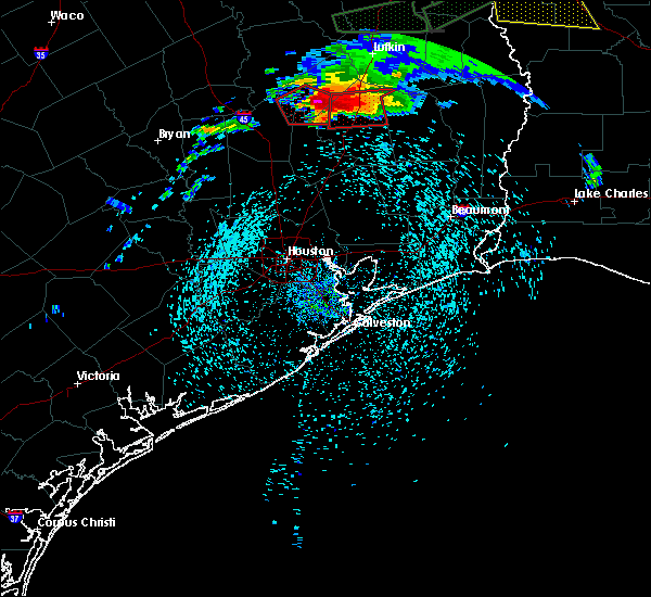 Radar Image for Severe Thunderstorms near Pleasant Hill, TX at 4/22/2020 5:48 PM CDT