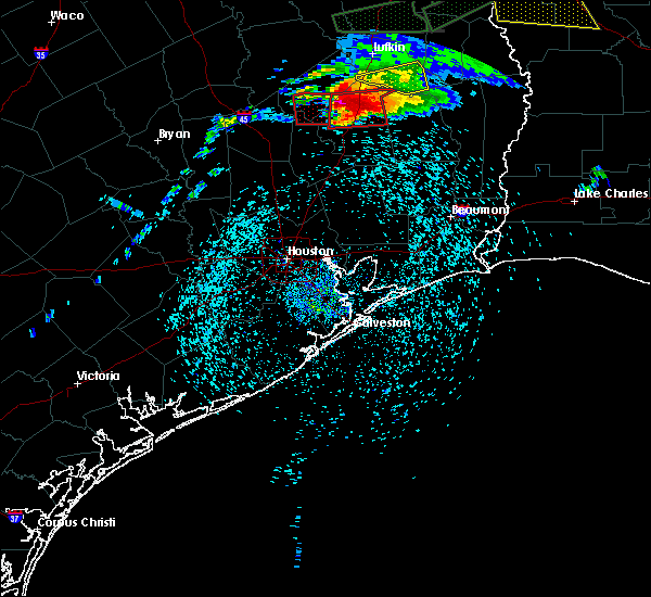 Radar Image for Severe Thunderstorms near Pleasant Hill, TX at 4/22/2020 6:03 PM CDT