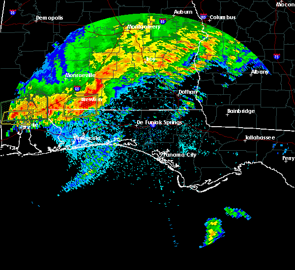 Radar Image for Severe Thunderstorms near Red Level, AL at 4/23/2020 8:15 AM CDT