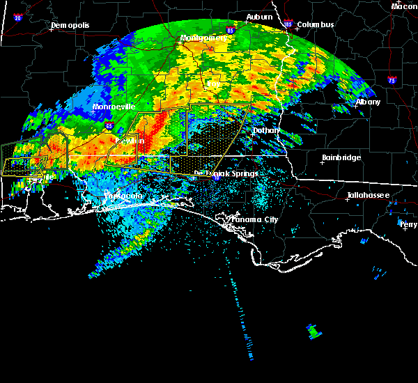Radar Image for Severe Thunderstorms near Red Level, AL at 4/23/2020 8:34 AM CDT