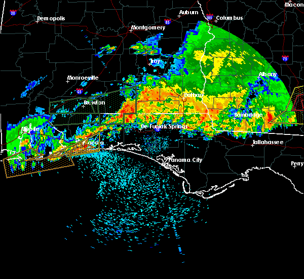 Radar Image for Severe Thunderstorms near Midway, FL at 4/23/2020 12:14 PM CDT