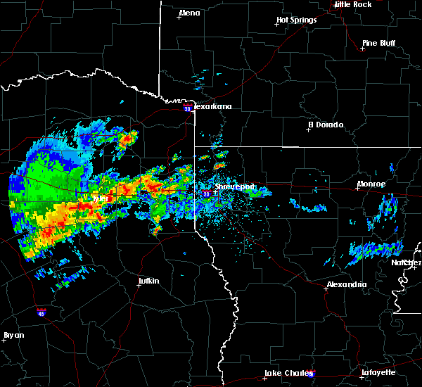 Radar Image for Severe Thunderstorms near Nesbitt, TX at 4/28/2020 7:49 AM CDT