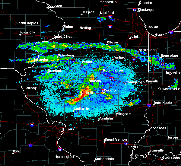 Radar Image for Severe Thunderstorms near Macon, IL at 5/2/2020 9:41 PM CDT