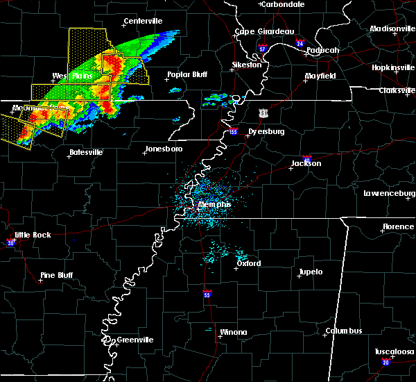 Radar Image for Severe Thunderstorms near Alton, MO at 5/3/2020 12:38 PM CDT