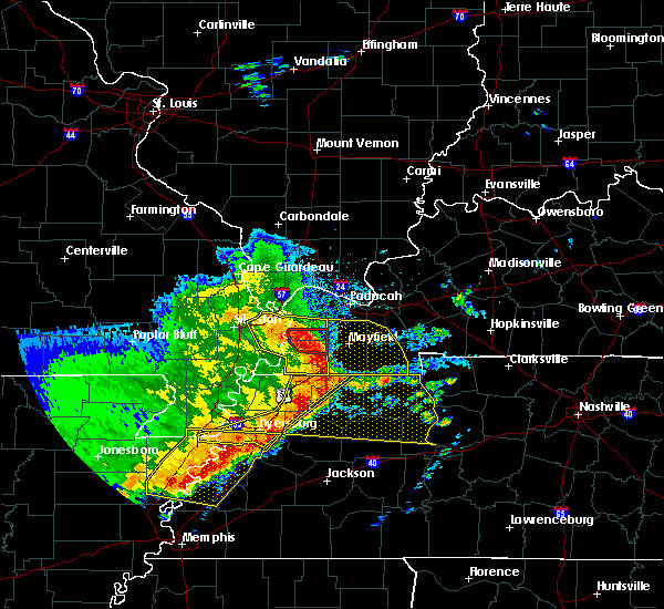 Radar Image for Severe Thunderstorms near Water Valley, KY at 5/3/2020 2:48 PM CDT