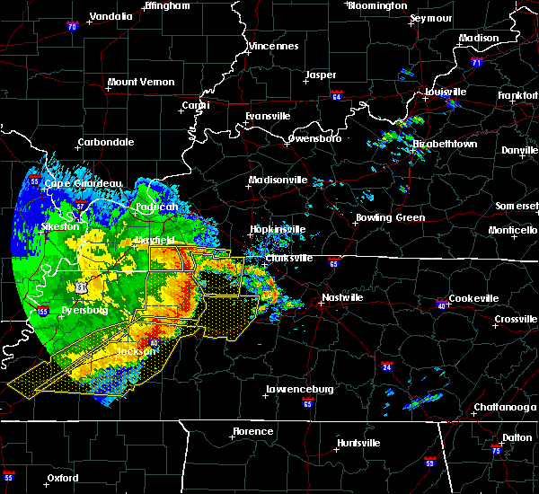 Radar Image for Severe Thunderstorms near Bruceton, TN at 5/3/2020 3:30 PM CDT