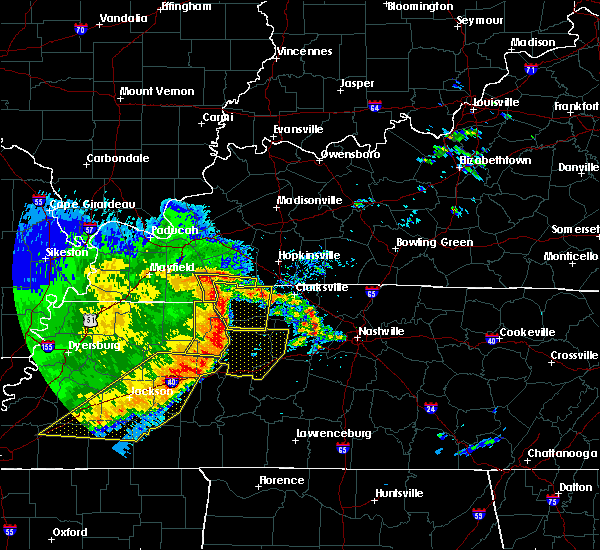 Radar Image for Severe Thunderstorms near Decaturville, TN at 5/3/2020 3:34 PM CDT