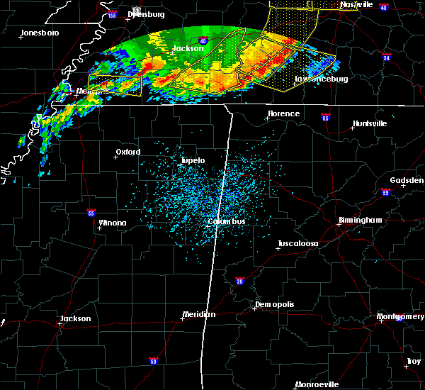 Radar Image for Severe Thunderstorms near Walnut Grove, TN at 5/3/2020 4:18 PM CDT
