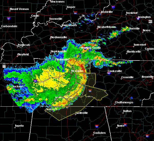 Radar Image for Severe Thunderstorms near Carthage, TN at 5/3/2020 5:14 PM CDT
