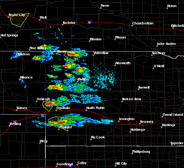 Radar Image for Severe Thunderstorms near Kilgore, NE at 5/3/2020 4:35 PM MDT