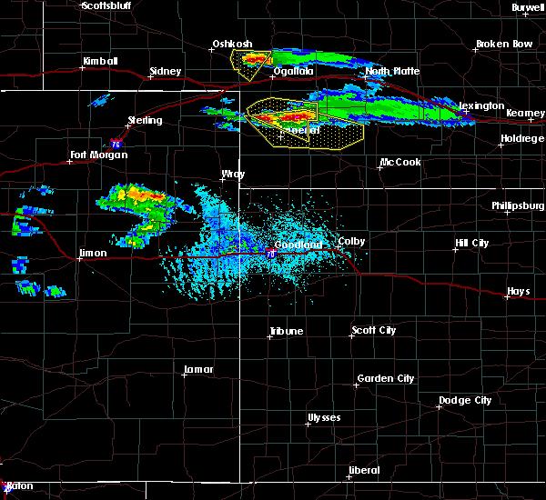 Radar Image for Severe Thunderstorms near Imperial, NE at 5/3/2020 5:45 PM CDT