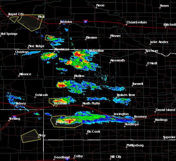 Radar Image for Severe Thunderstorms near Keystone, NE at 5/3/2020 5:28 PM MDT