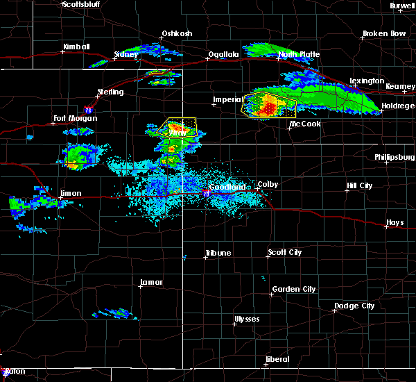 Radar Image for Severe Thunderstorms near Indianola, NE at 5/3/2020 7:08 PM CDT
