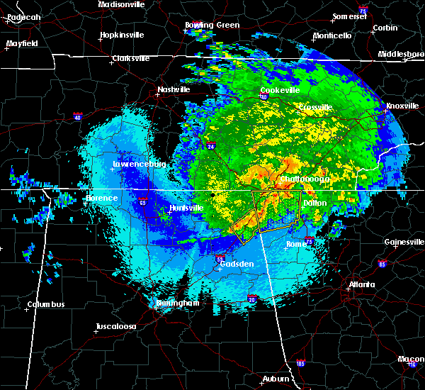 Radar Image for Severe Thunderstorms near Ider, AL at 5/4/2020 10:48 PM CDT
