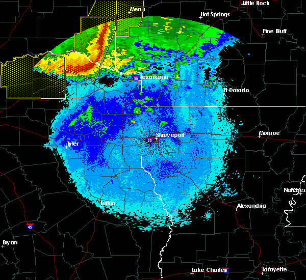 Radar Image for Severe Thunderstorms near Winfield, TX at 5/8/2020 4:01 AM CDT