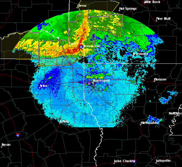 Radar Image for Severe Thunderstorms near Winfield, TX at 5/8/2020 4:37 AM CDT