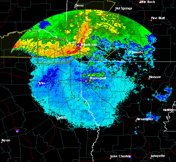 Radar Image for Severe Thunderstorms near Lone Star, TX at 5/8/2020 4:54 AM CDT