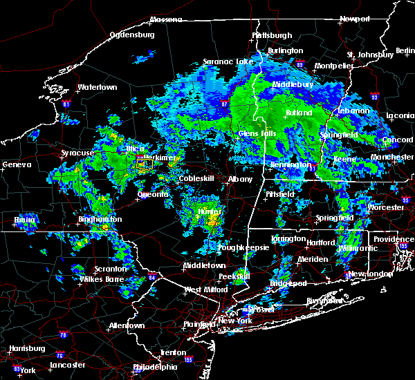 Radar Image for Severe Thunderstorms near Mohawk, NY at 5/11/2020 1:55 PM EDT