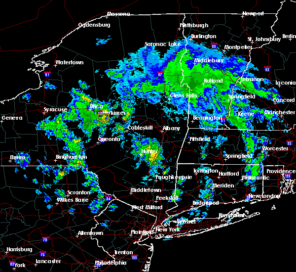 Radar Image for Severe Thunderstorms near Mohawk, NY at 5/11/2020 2:09 PM EDT