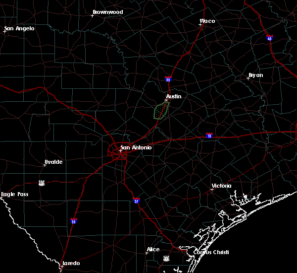 Radar Image for Severe Thunderstorms near Bulverde, TX at 5/12/2020 6:01 PM CDT