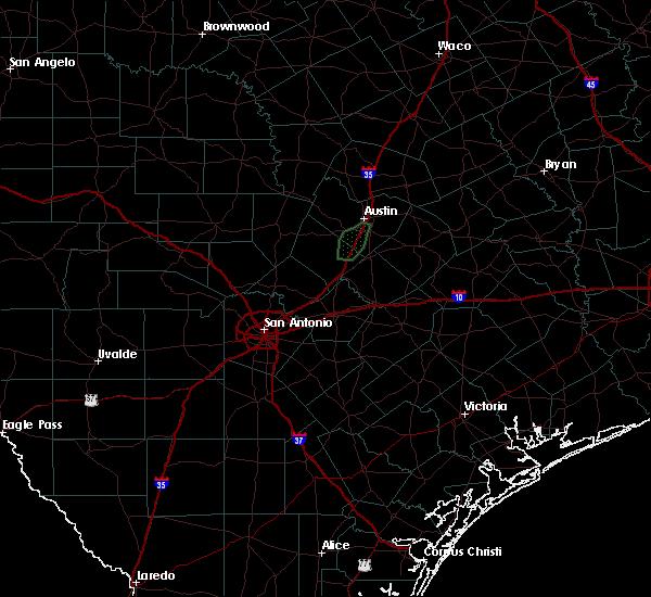 Radar Image for Severe Thunderstorms near Bulverde, TX at 5/12/2020 6:15 PM CDT