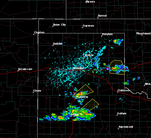 Radar Image for Severe Thunderstorms near Texola, OK at 5/13/2020 4:42 PM CDT