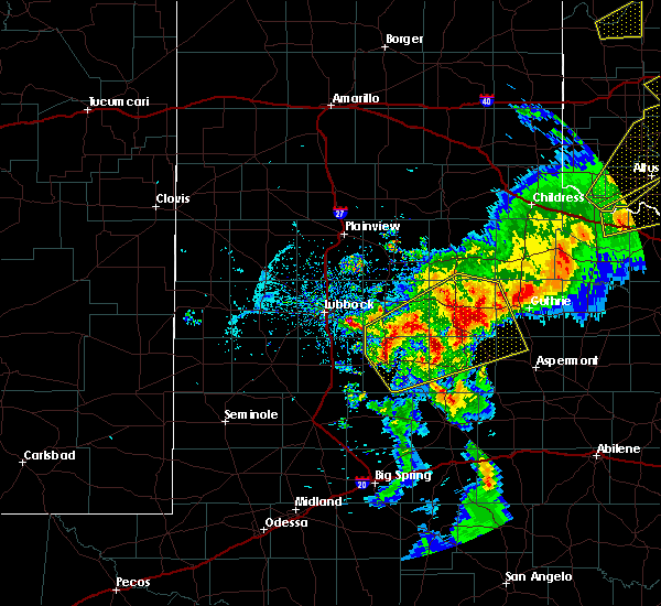 Radar Image for Severe Thunderstorms near Girard, TX at 5/13/2020 8:49 PM CDT