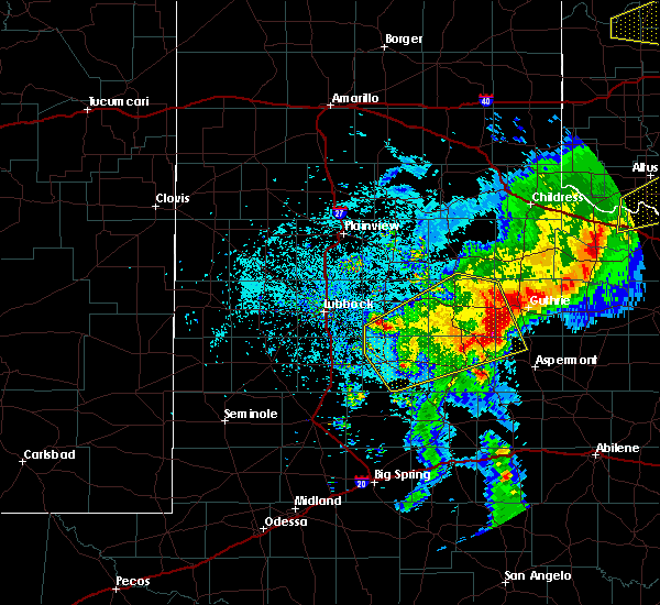 Radar Image for Severe Thunderstorms near Girard, TX at 5/13/2020 9:16 PM CDT